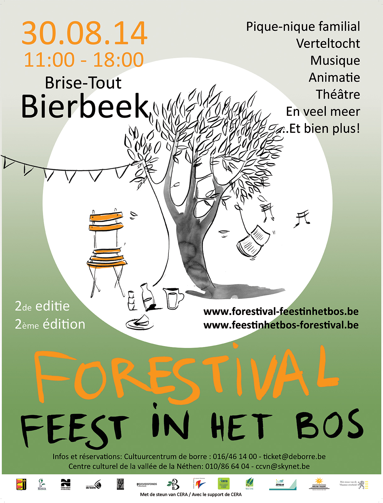 Affiche_Forestival_KaroPauwels_illustration