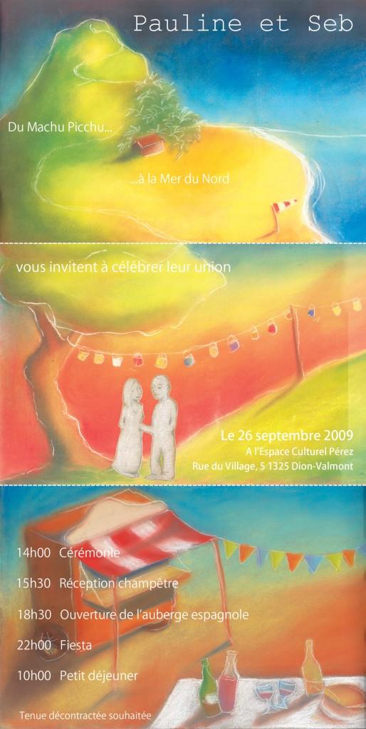 Faire_part_mariage_KaroPauwels_illustration