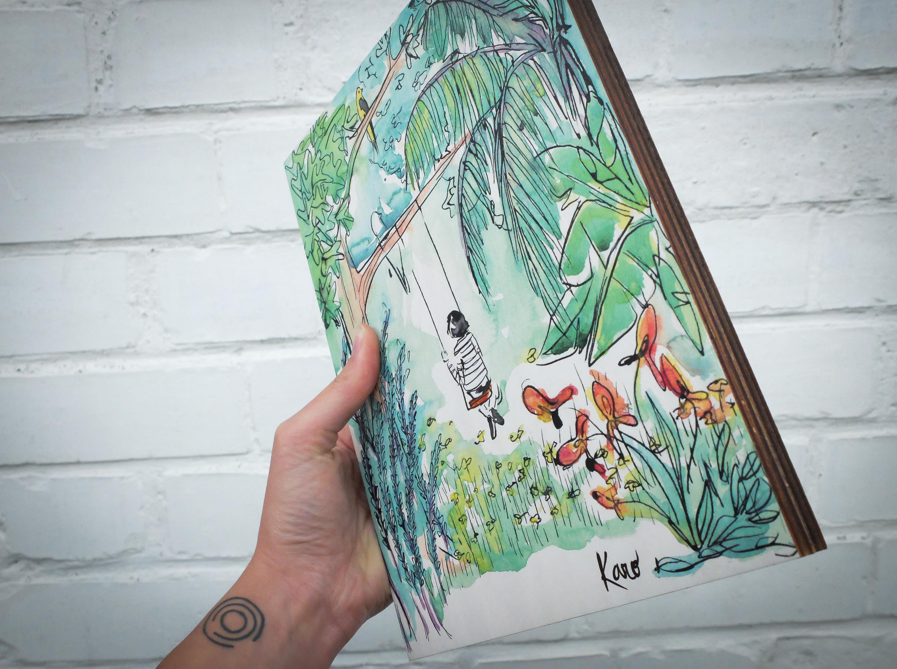 illu_on_the_wood_karopauwels_illustration