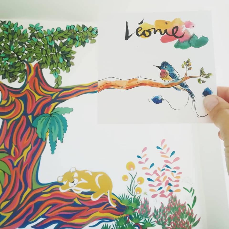 Karopauwels_fresquemurale_kids_Leonie